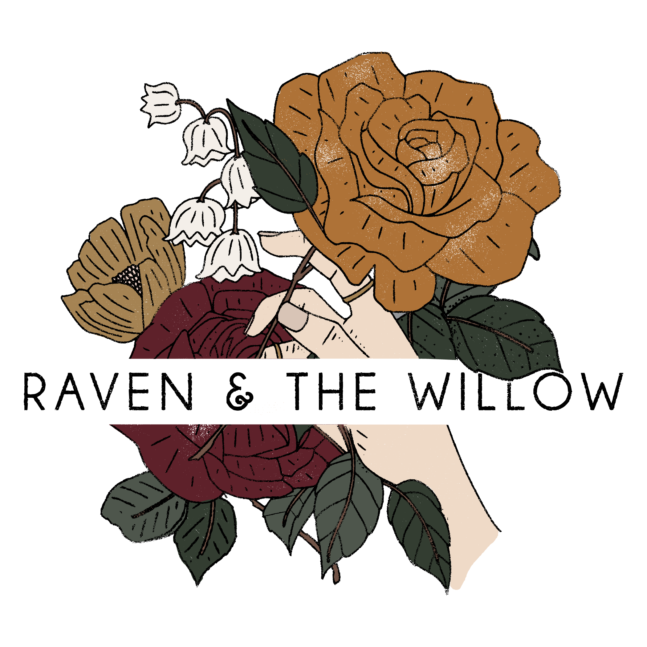 Raven and the Willow